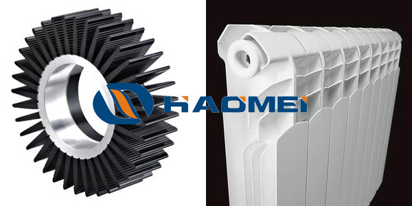 heat sink extrusions, extrusion